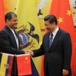 Rafael Correa Yi Xinping