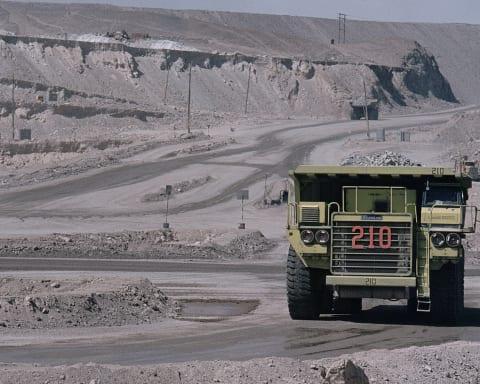 chuquicamata chile mining